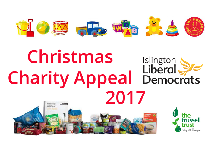 Christmas Appeal 2017 Information