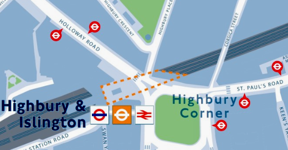 Highbury corner