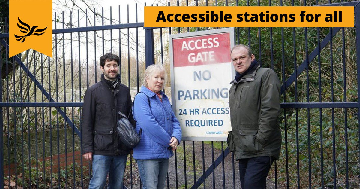 Accessible stations for all