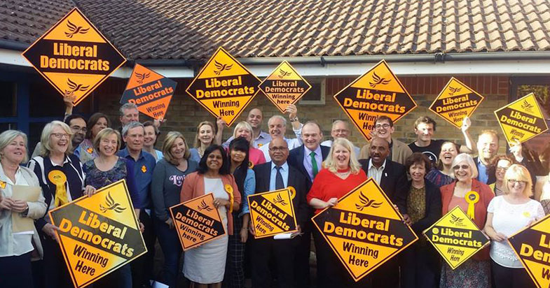Liberal Democrats take control of Kingston Council!