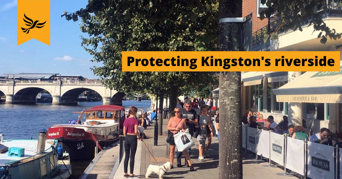 Liberal Democrats agree vision for Kingston's historic riverside