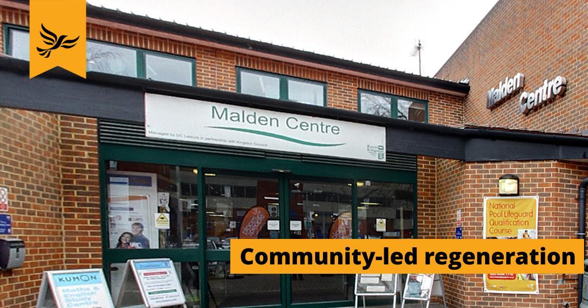 Creating a better New Malden