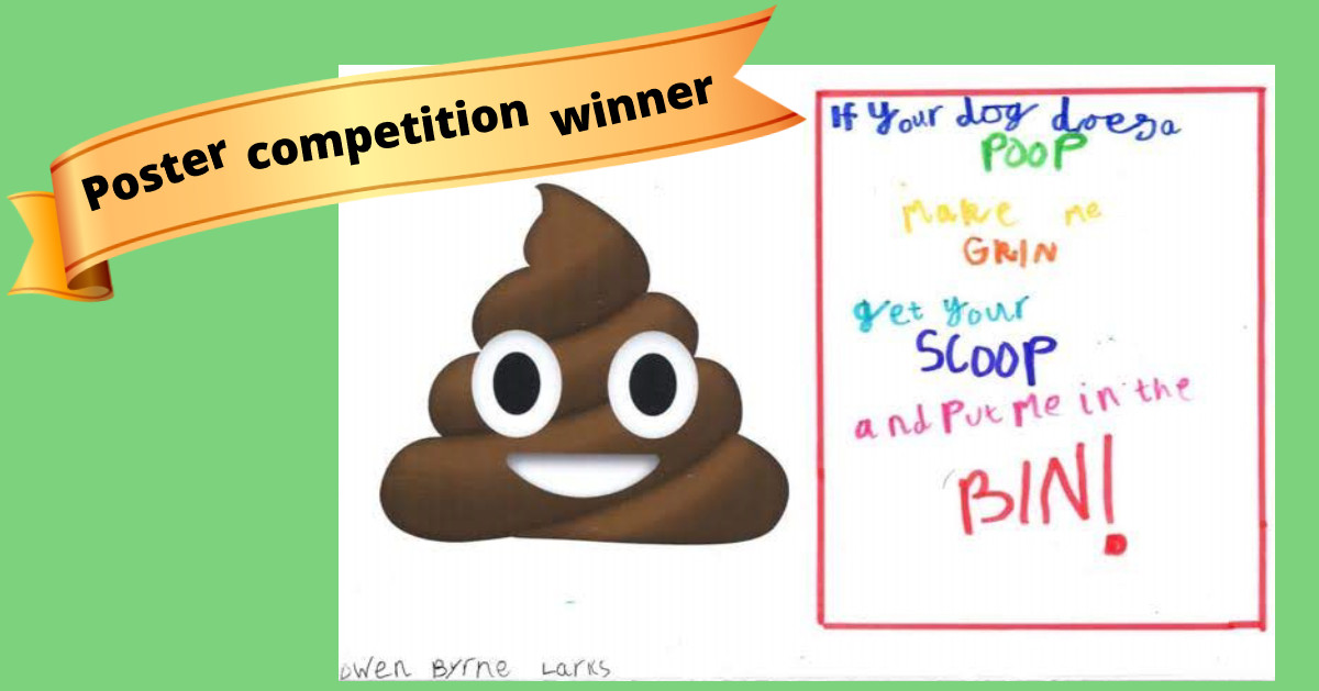 """School creates """"no dog fouling"""" posters"""