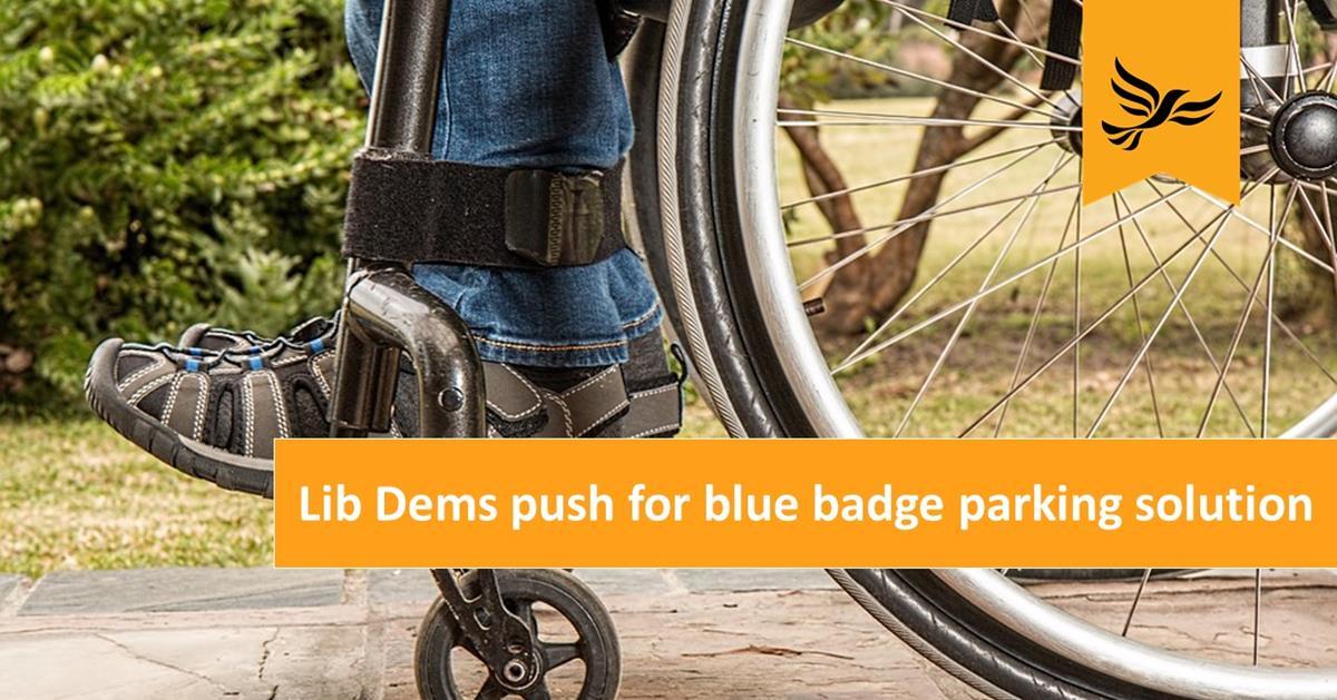 Kingston Hospital considers Liberal Democrat-proposed blue badge parking solution