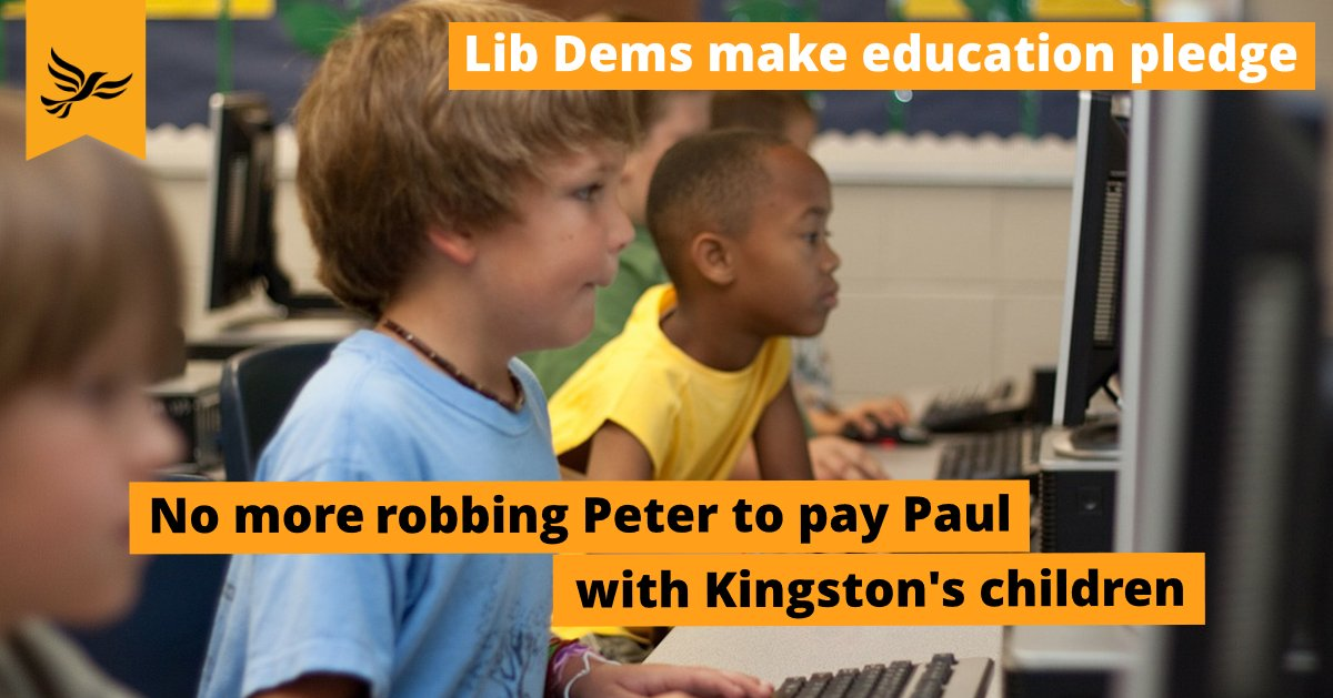 No more robbing Peter to pay Paul with Kingston's children