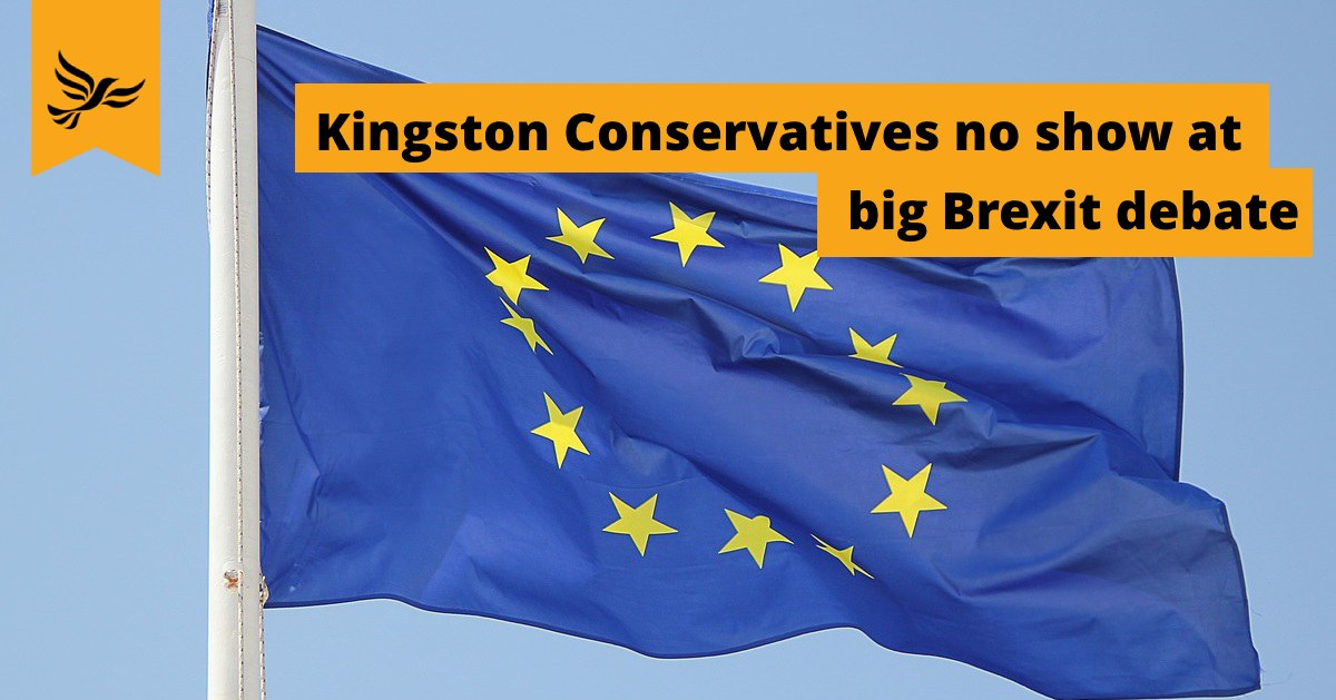 Kingston Conservatives ignore Brexit effect on local residents