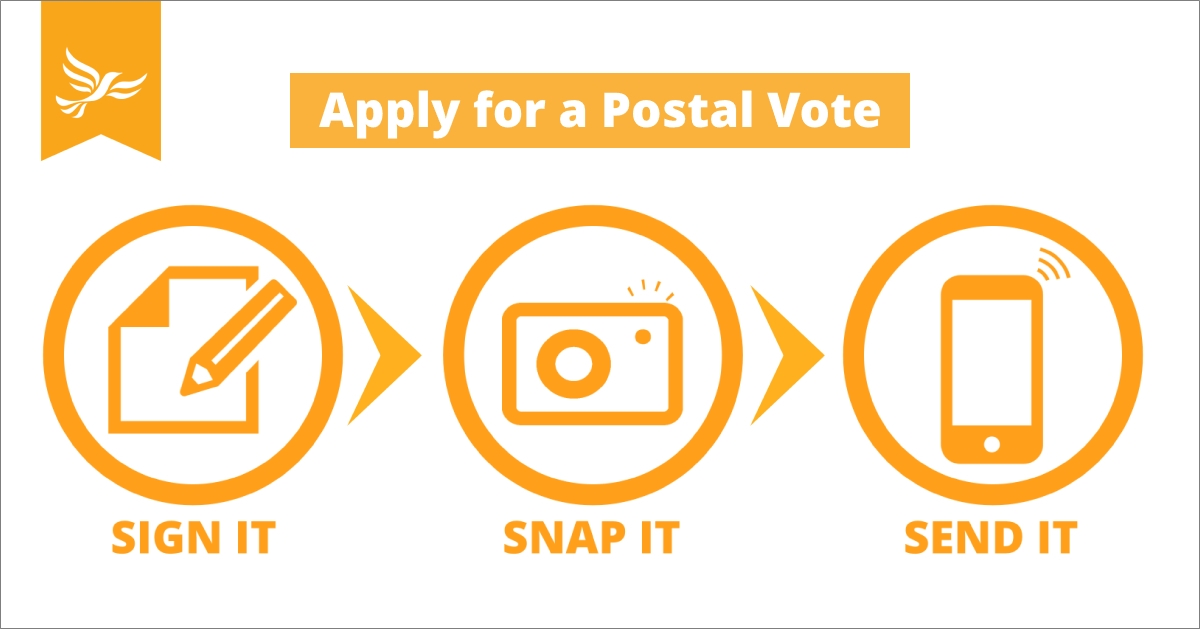 Postal Vote Application