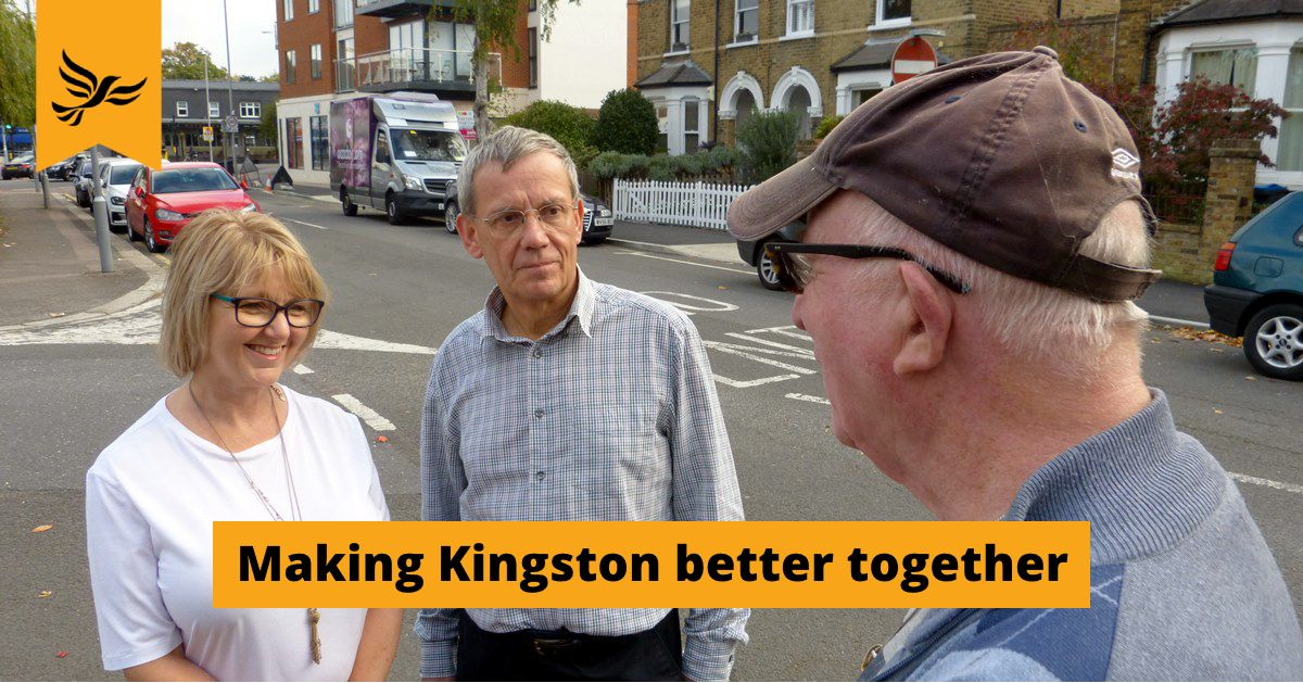 Kingston Lib Dems: Giving residents a stronger voice