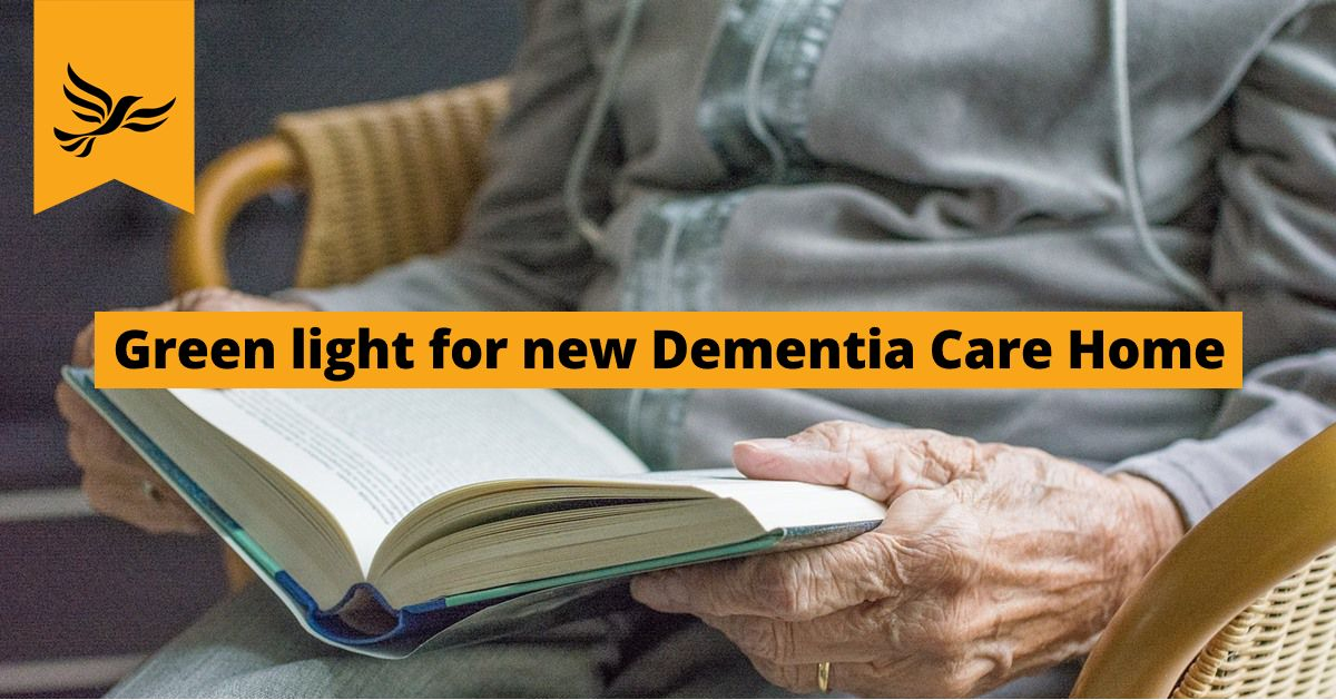 Green light for new Dementia Care Home