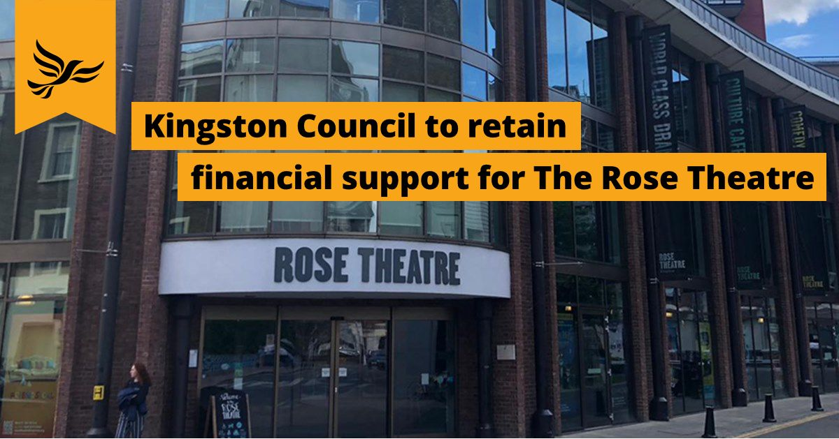 Kingston Council to retain financial support for The Rose