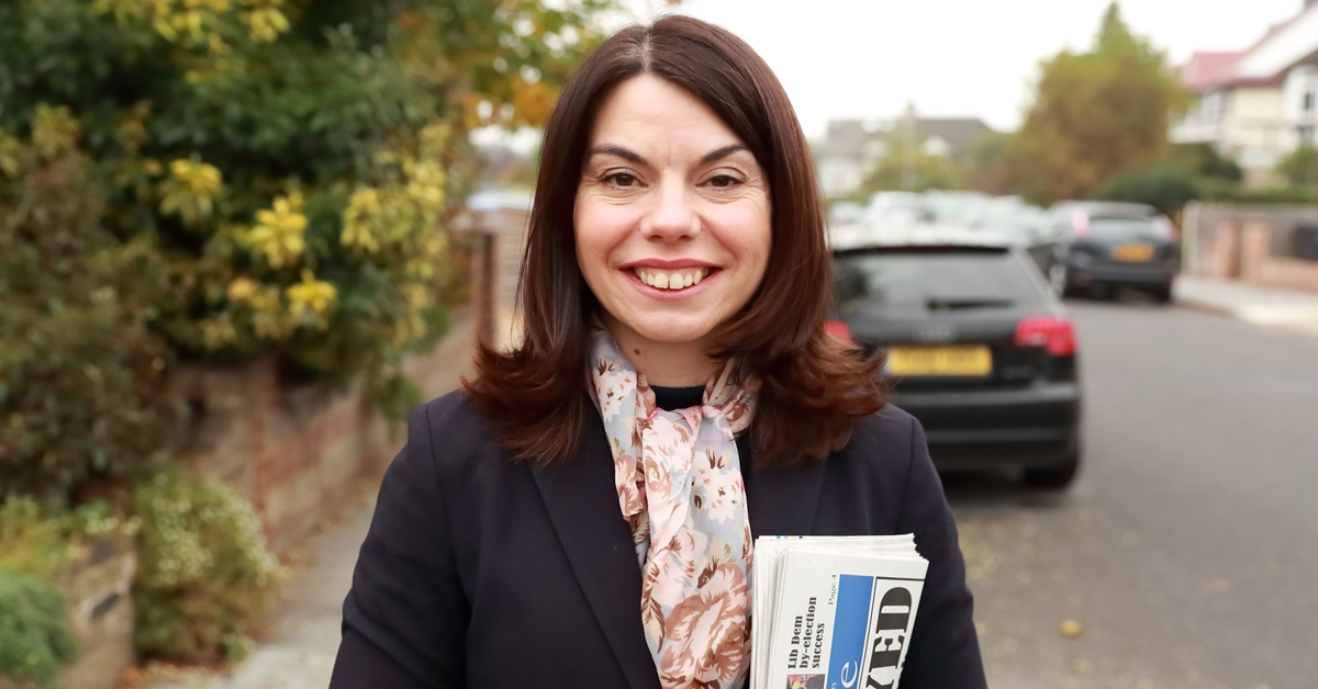 Sarah Olney – Member of Parliament for Richmond Park