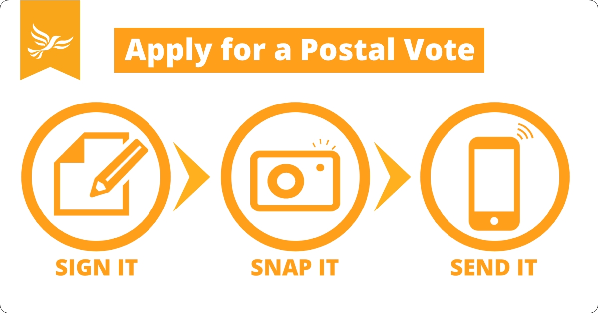 Vote by Post
