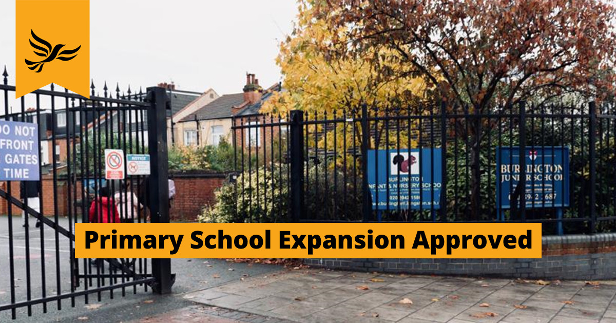 Primary School Expansion Approved
