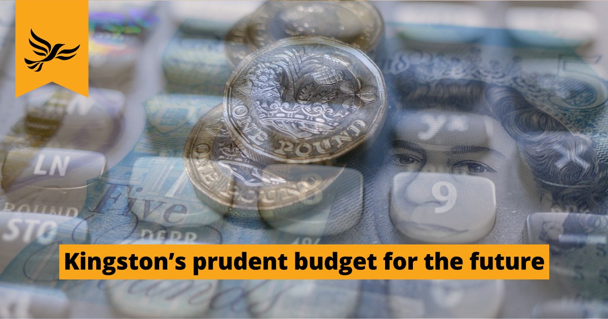 Kingston's prudent budget will provide for the future