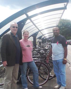 surbiton-cycling-bike-parking-surbiton-station-kingston-lib-dems-liberal_democrat-liz_green-yogan_yoganathan-barry_omahoney.jpg