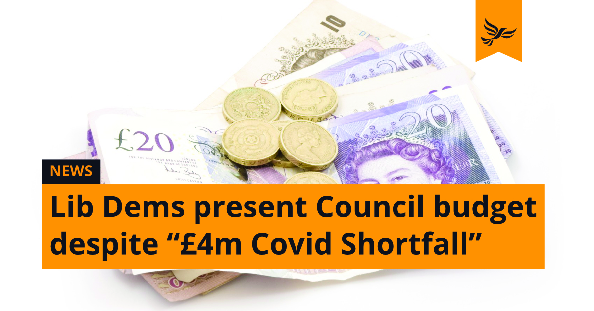 "Kingston Lib Dems present balanced budget despite ""£4m Covid Shortfall"""