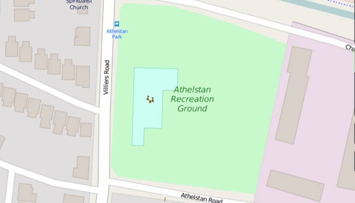Improve the Athelstan Recreation ground