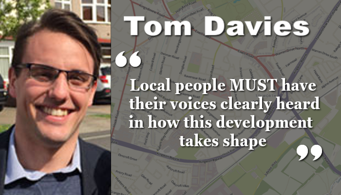 key_tom-davies-tolworth-candidate-liberal-democrats-lib-dems-tolworth-hook-rise-development-tower-blocks.jpg