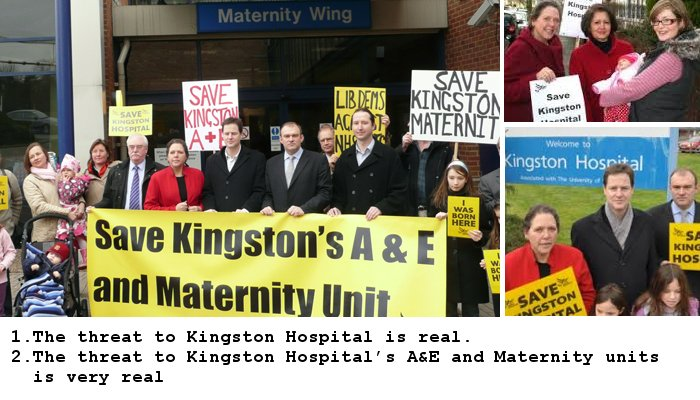 Save Kingston Hospital