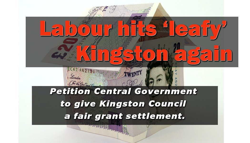 Labour hits 'leafy' Kingston again