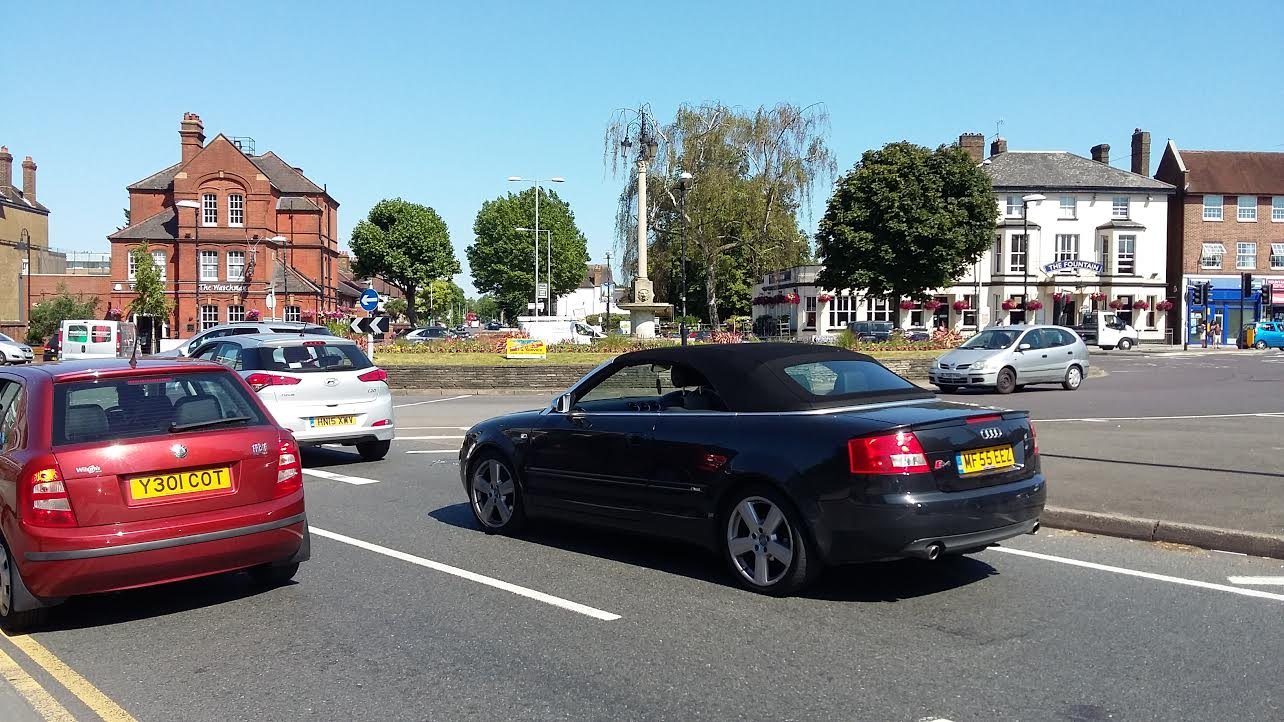 Fountain Roundabout