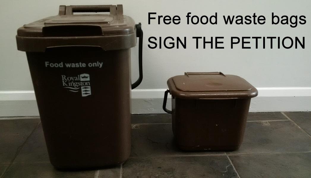 Food Waste bags - update