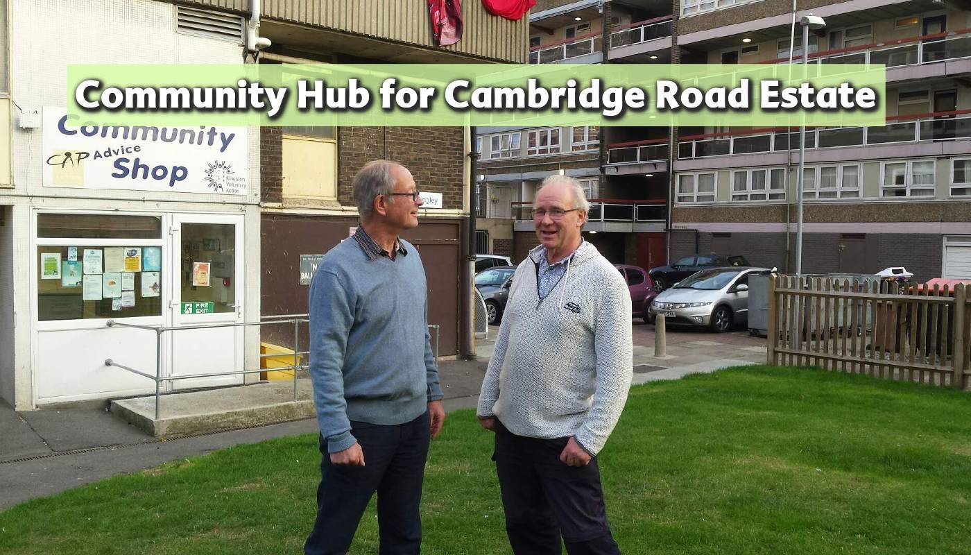 Community Hub for the Cambridge Road Estate