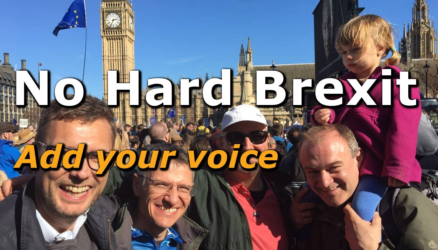 Fight Hard Brexit