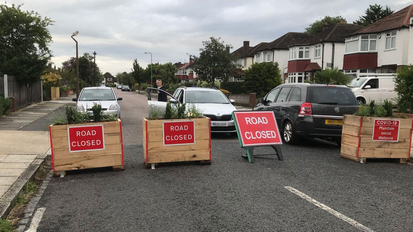 Residents unite against Lewisham Council's traffic scheme