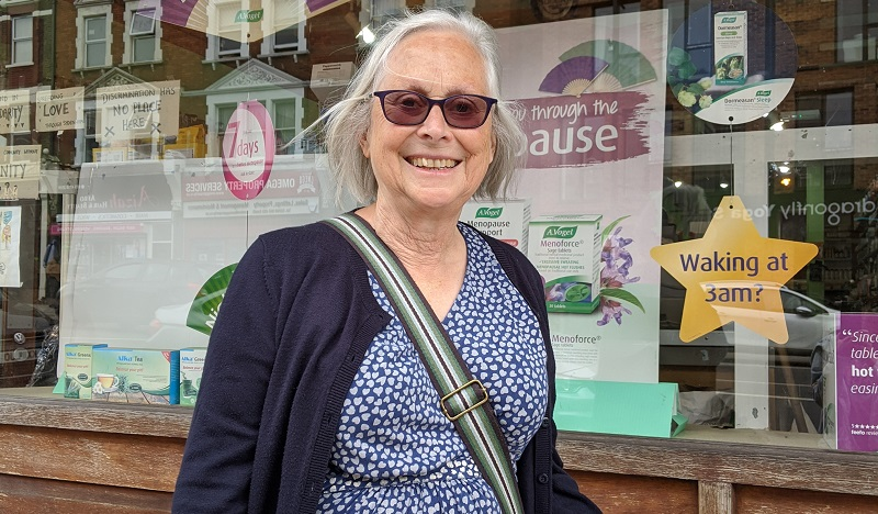 Introducing Sydenham Ward by-election candidate Margot Wilson