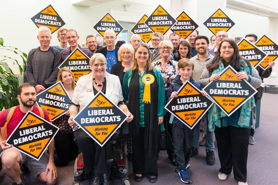 Lewisham Lib Dems select Lucy Salek for Lewisham East Parliamentary by-election