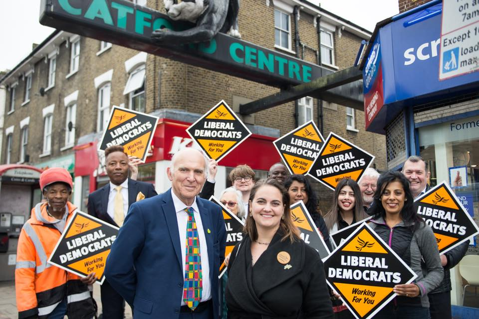 Lib Dems: We are the alternative to Labour in Lewisham