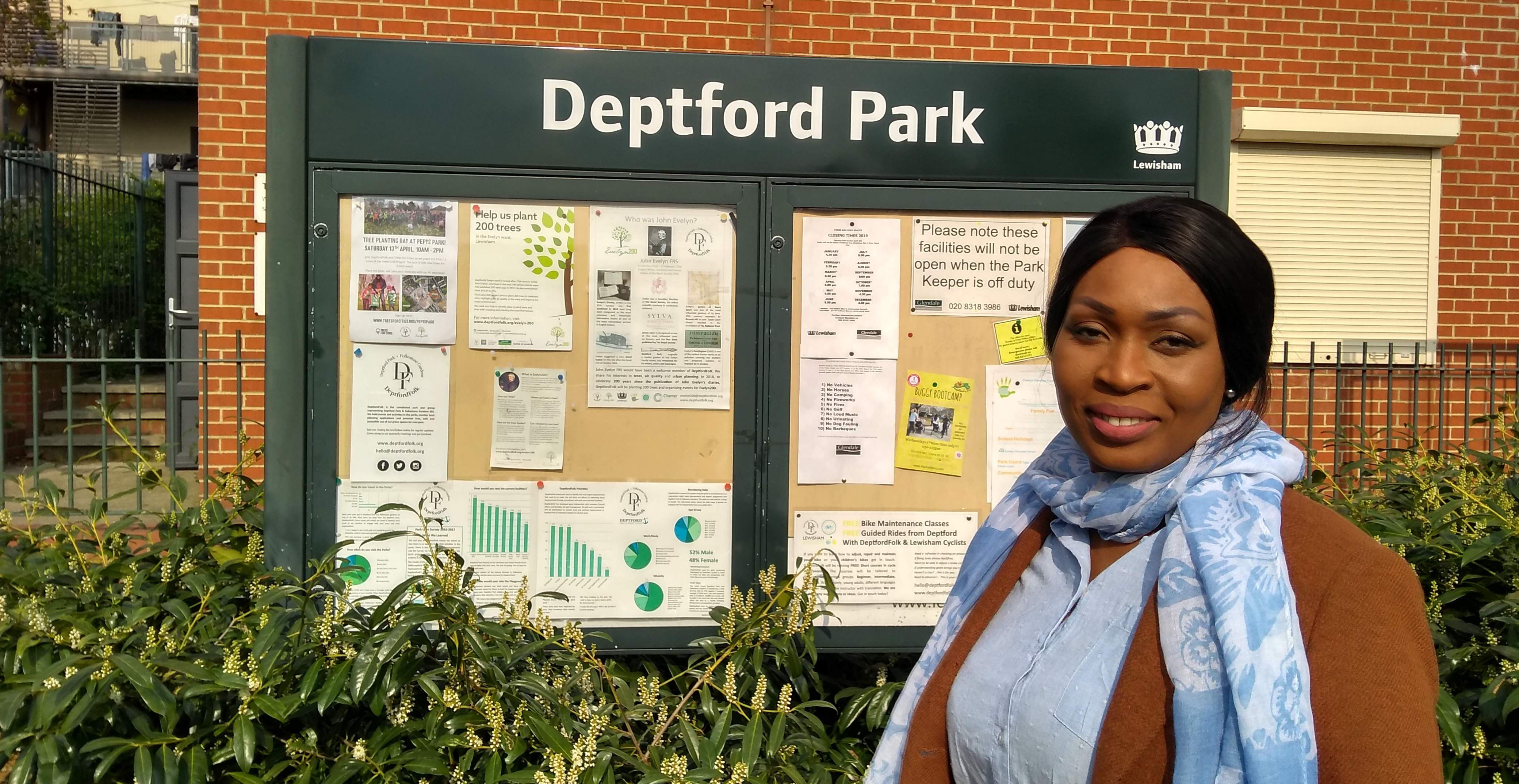 Bunmi Wajero: Time to put Deptford before the Labour Party
