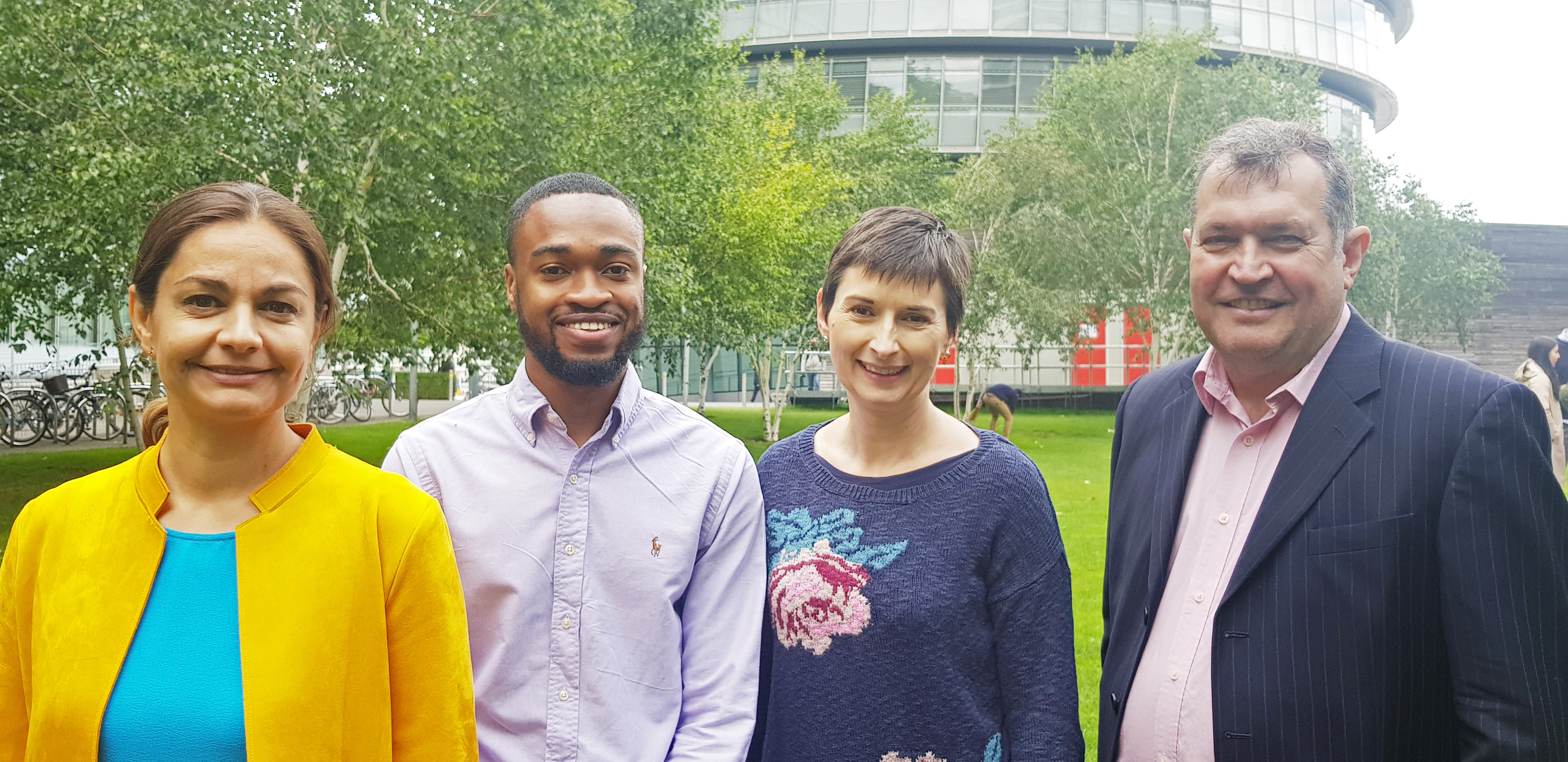 23 year old Ade Fatukasi selected by Lib Dems for the London Assembly