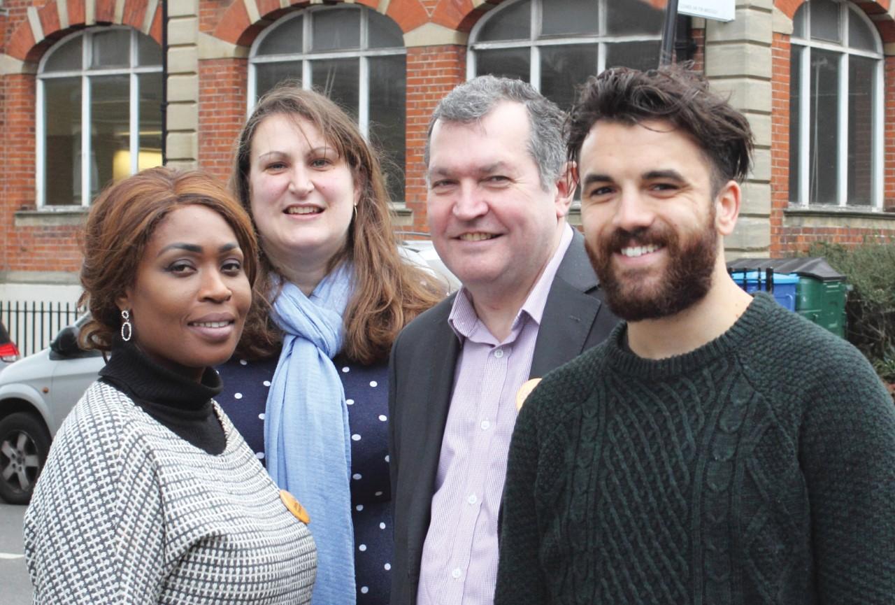Lewisham Lib Dems announce their council candidates