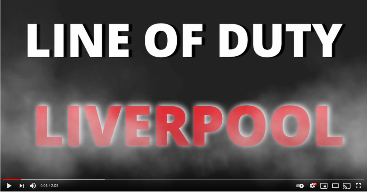 If AC-12 came to Liverpool... The exciting new Line of Duty trailer