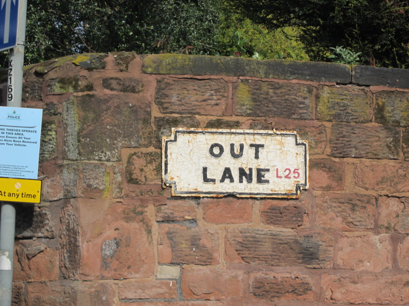 Woolton Liberal Democrats call public meeting to fix Out Lane