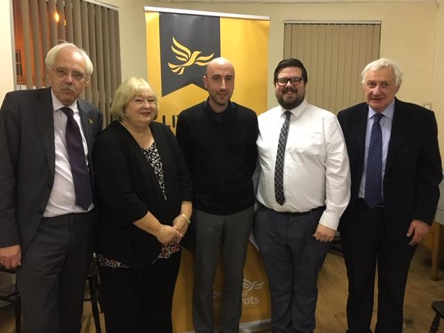 Liberal Democrats announce candidates for the local elections on Thursday 2nd May