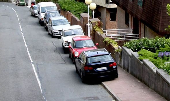 Lib Dems call for law change to tackle rogue pavement parkers
