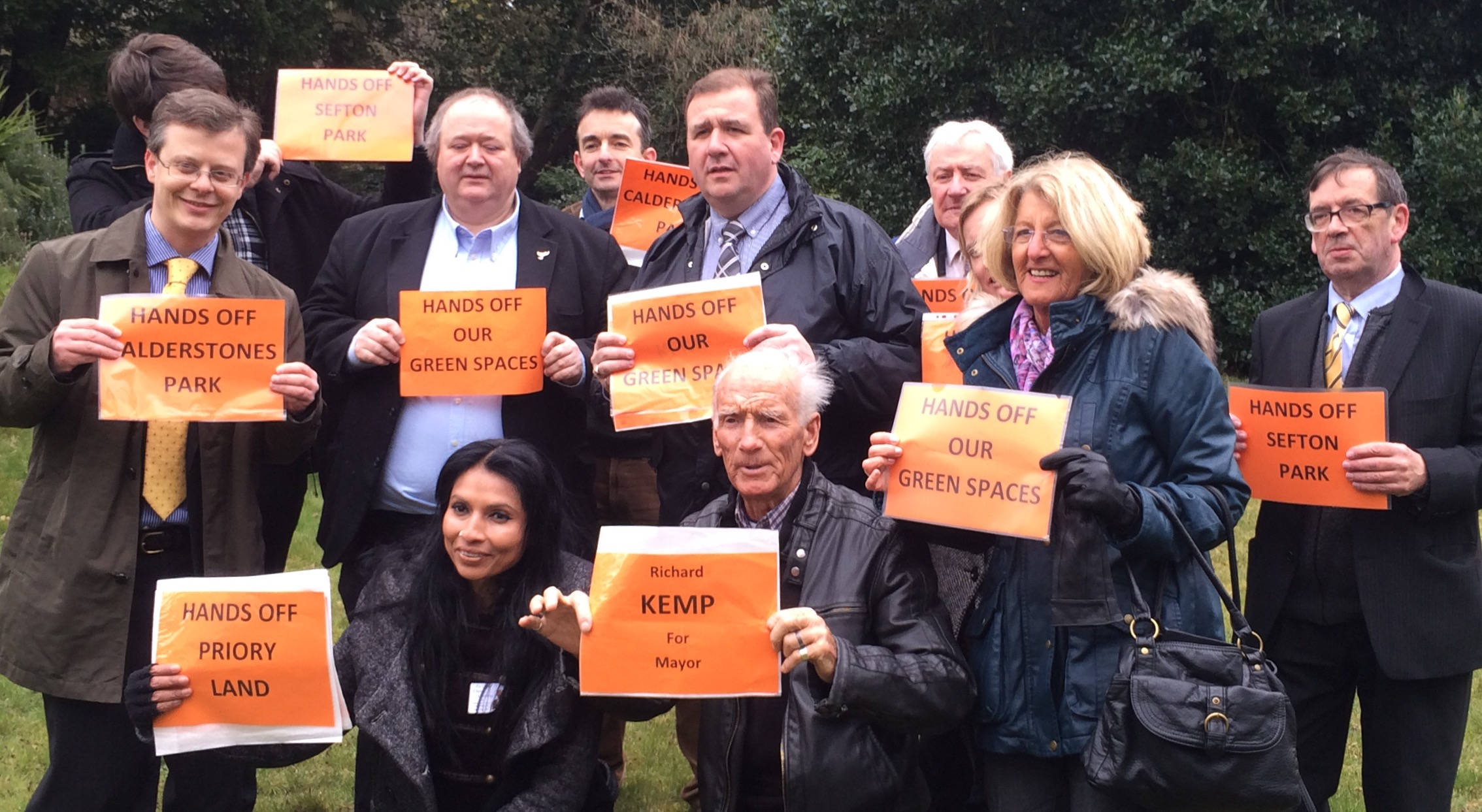 The Liberal Democrat Team for Liverpool on 5th May