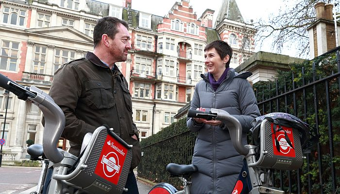 Record levels of investment must include a commitment to extend the cycle hire scheme– Caroline Pidgeon