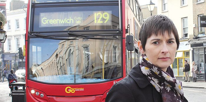 Caroline Pidgeon welcome access for disabled people being enforced on buses