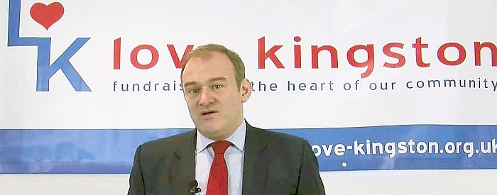 Government must publish pollution report – Ed Davey