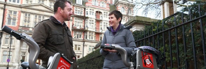 Caroline Pidgeon welcomes news that Rotherhithe to Canary Wharf bridge is still on schedule