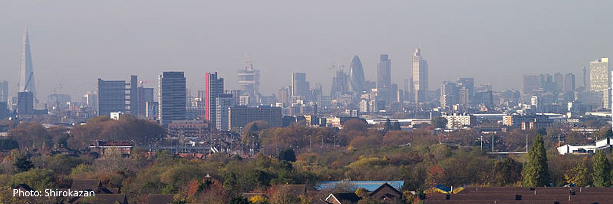Mayor Khan fails to use his powers to tackle London's toxic air