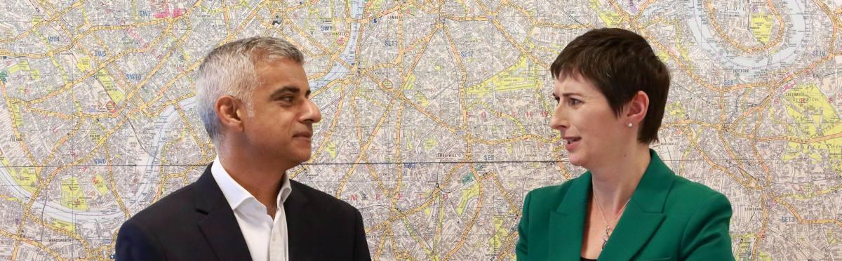 We need experts not mates of Sadiq Khan to tackle violence – Caroline Pidgeon