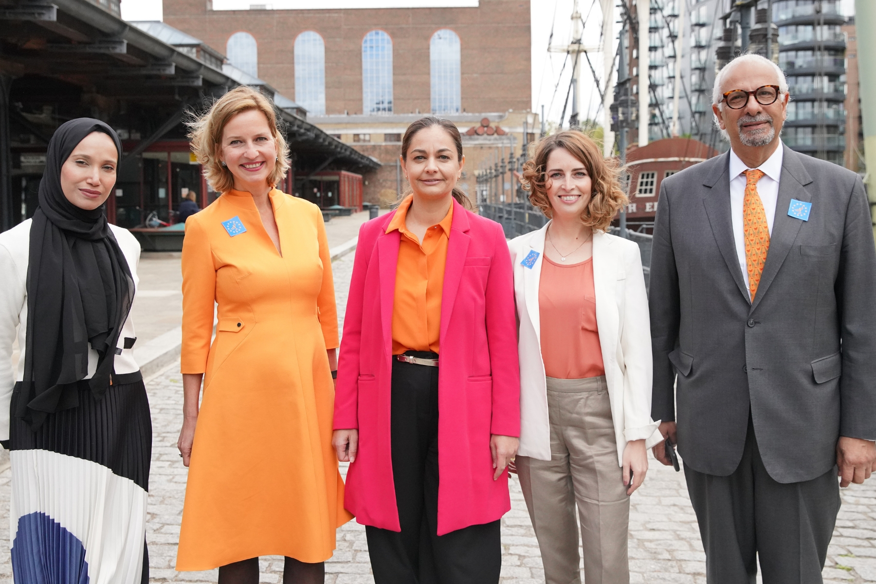 Meet the London Lib Dems standing in the EU elections
