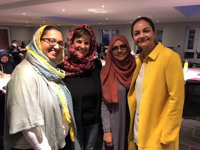 Lib Dems join togetherness of interfaith Iftar