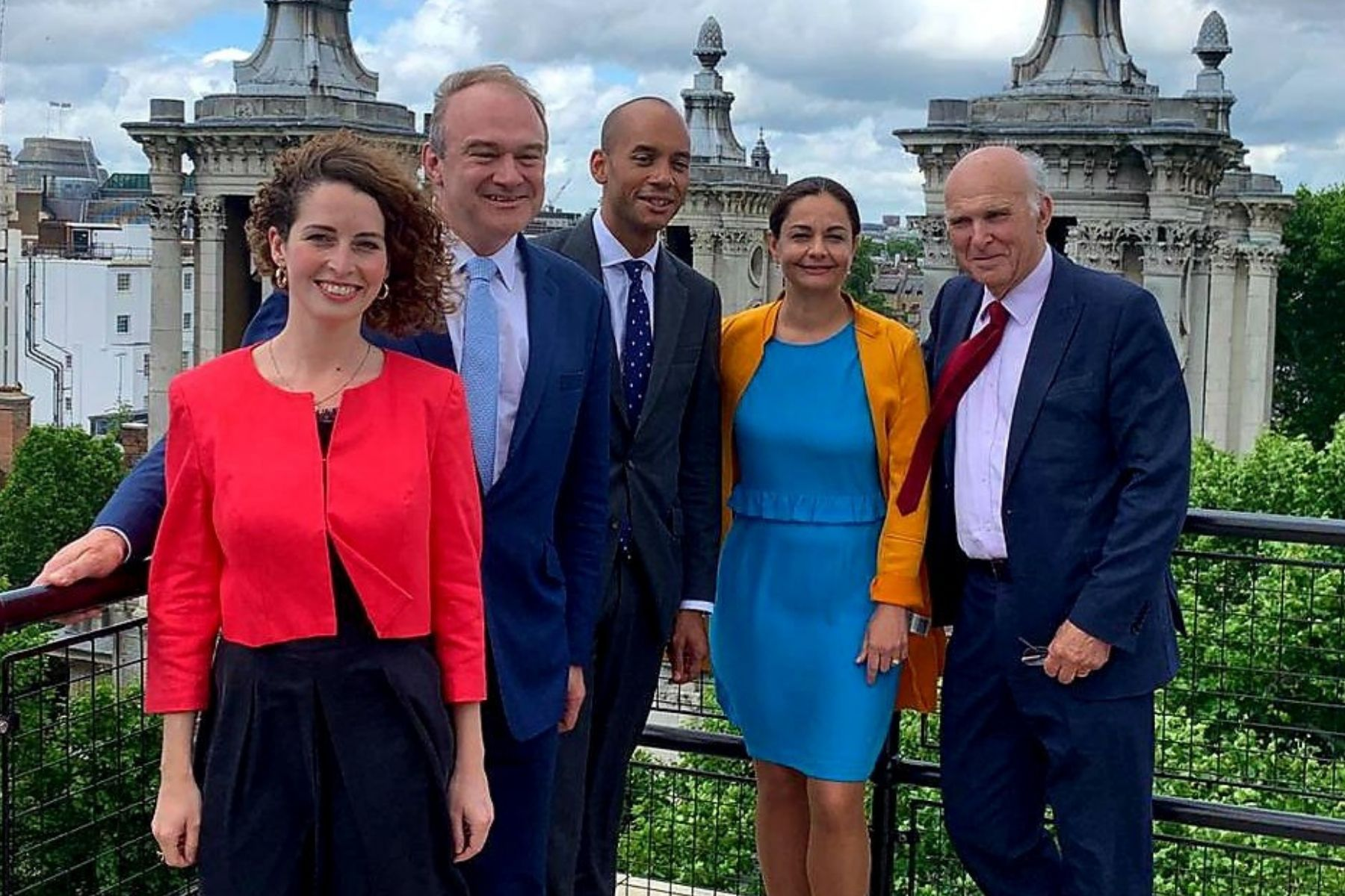 Chuka Umunna joins London Lib Dems