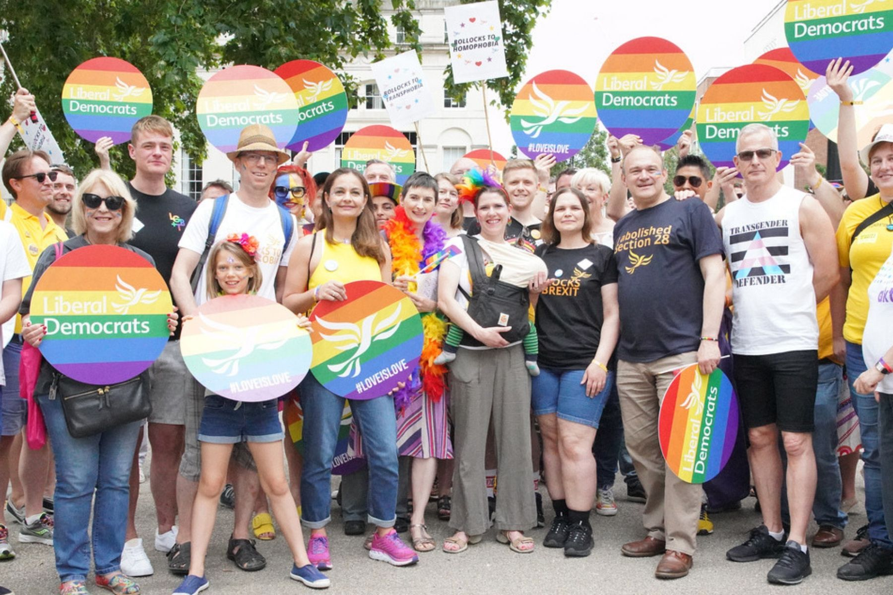 Pride, The Open Kitchen and an evening with Chuka Umunna: Siobhan Benita's campaign diary